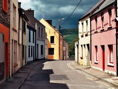 Ghost town, Kerry, Eire [May 2012]