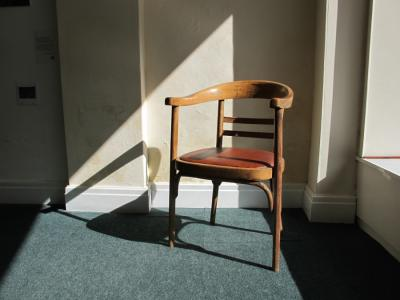 Chair and shadow (Format) [March 2015]